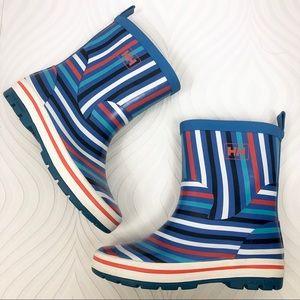 Helly Hansen JK Midsund Graphic Junior Rain Boots